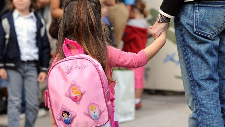 Les parents d'élèves reprochent à la ville de Paris son manque de préparation pour mener à bien la réforme des rythmes scolaires à la rentrée 2013. (ANNE-CHRISTINE POUJOULAT / AFP)