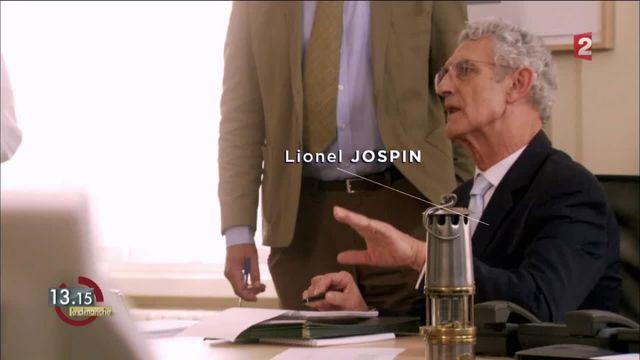 """13h15 le dimanche. Les Verbatims. Gauche, la foire d'empoigne avec """"Lionel Jospin"""""""