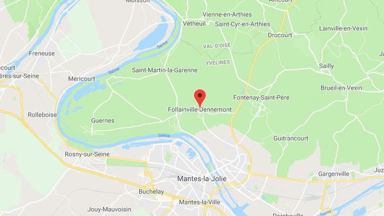 Follainville-Dennemont. (FOLLAINVILLE-DENNEMONT / GOOGLE MAPS)