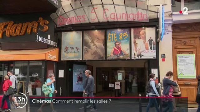 Cinémas : comment remplir les salles ?