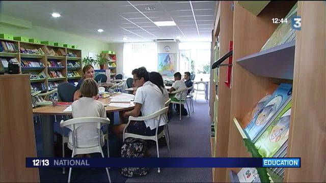 Rentrée scolaire : des cours en été pour reprendre le rythme