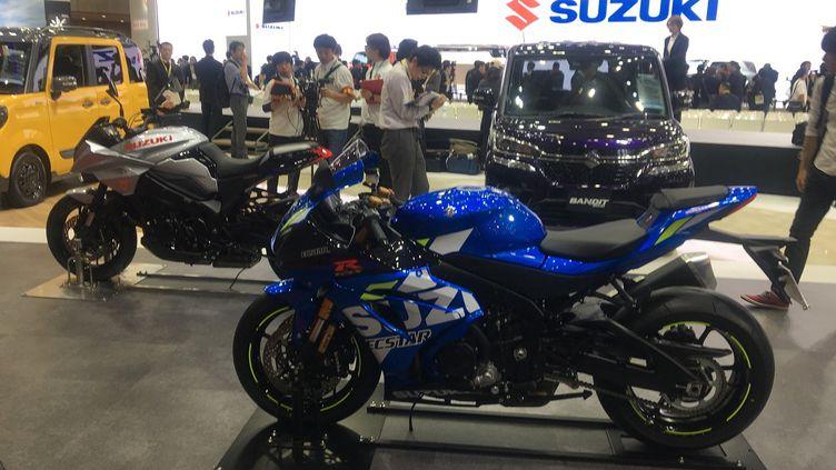 Le Salon de Tokyo, autos et motos tous les deux ans. (SERGE MARTIN FRANCE INFO)