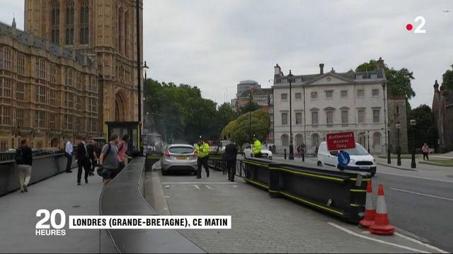 Londres : une attaque terroriste ?
