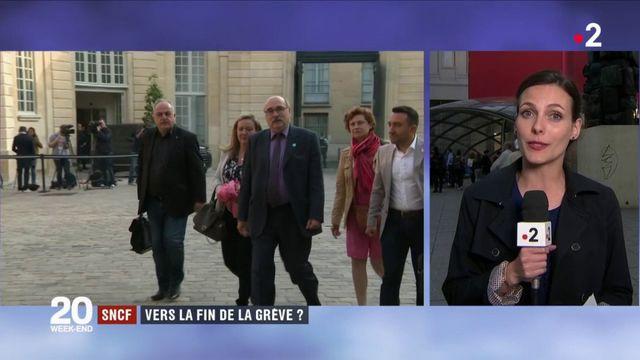 SNCF : comment les syndicats réagissent-ils à l'effort du gouvernement ?