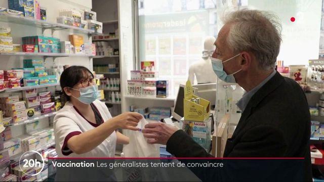 Vaccin AstraZeneca contre le Covid-19 : les médecins entrent en piste, malgré la méfiance des patients