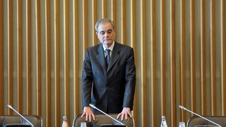 Le directeur général des finances publiques, Philippe Parini, le patron du fisc - 23/03/09 (AFP Eric Piermont)
