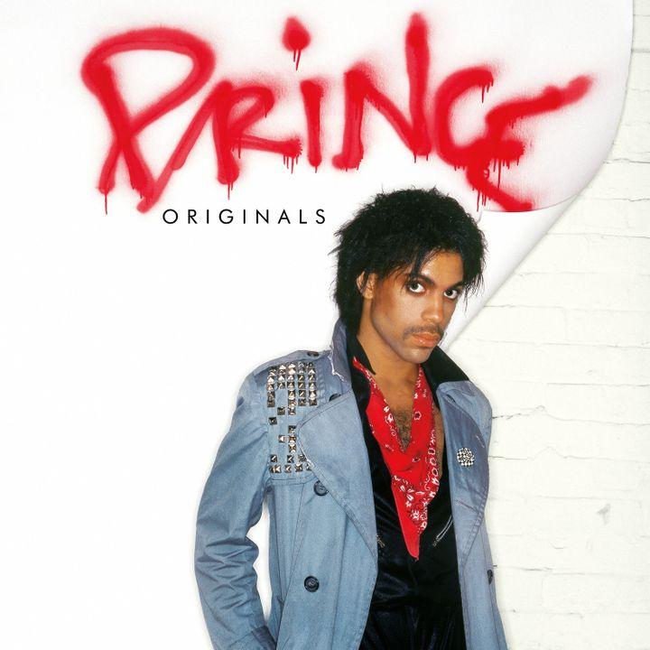 """La pochette de l'album posthume de Prince """"Originals"""", publié en juin 2019. (Prince Estate / Warner Bros.)"""
