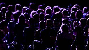 Le public d'un concert test à Leipzig le 22 août 2020. (HENDRIK SCHMIDT / DPA-ZENTRALBILD)