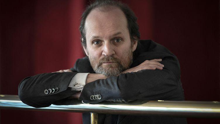 Jean-Marc Dumontet en 2018 à Paris. (STEPHANE DE SAKUTIN / AFP)
