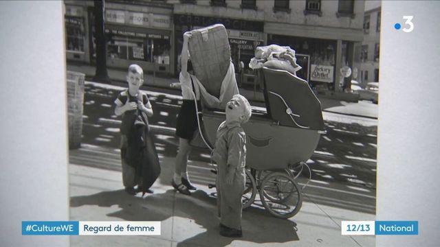 Exposition : les américains du XXe siècle à travers l'objectif d'une femme