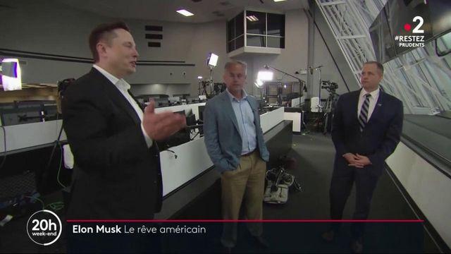 Lancement de la fusée Space X : la consécration d'Elon Musk