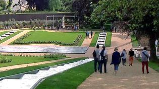 Les jardins du Château des Milandes ouverts au public  (France3/culturebox)