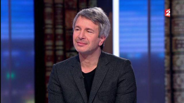 """Prix Goncourt : Eric Vuillard récompensé pour """"L'Ordre du jour"""""""