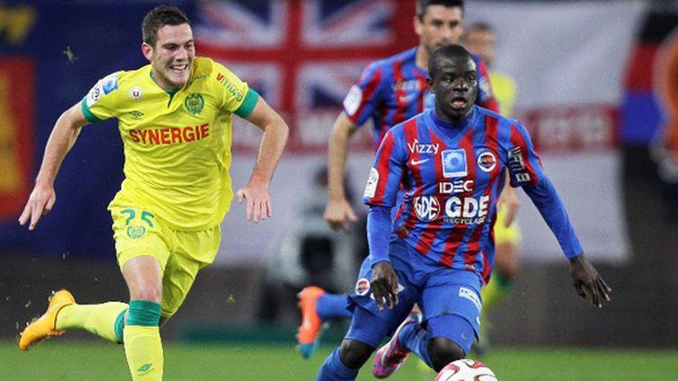 Jordan Veretout (Nantes) (CHARLY TRIBALLEAU / AFP)