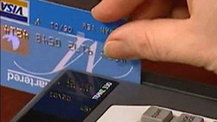 carte bancaire (France 2)