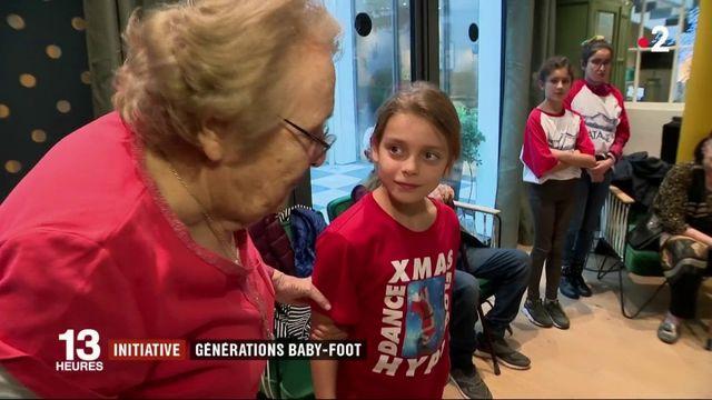 Initiative : générations baby-foot