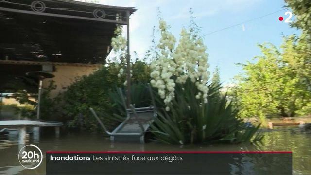 Tempête Amélie : le Sud-Est inondé, une septuagénaire ensevelie