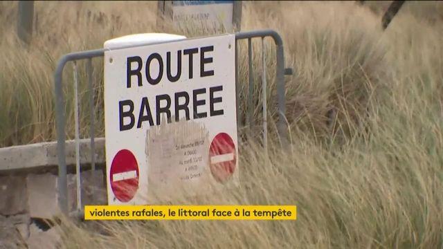 Tempête Ciara : le spectacle sur le littoral attire malgré le danger