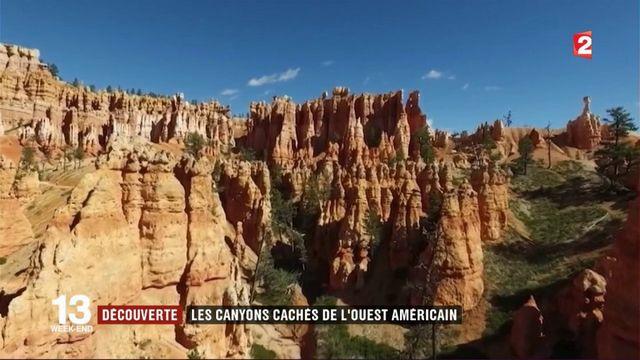 Tourisme : la beauté des canyons de l'Ouest américain