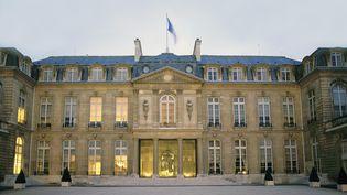 Le palais de l'Elysée, siège de la présidence française. (BLANCHOT PHILIPPE / HEMIS.FR / AFP)