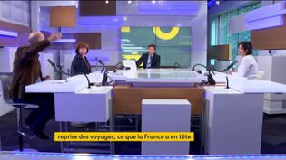 Les Informés du matin, le 20 avril 2021. (FRANCEINFO / RADIOFRANCE)