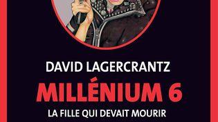 """Couverture de """"La fille qui devait mourir"""",David Lagercrantz (Actes Sud)"""