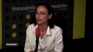 Alexia Germont, présidente fondatrice duthinktank France Audacieuse. (FRANCEINFO)