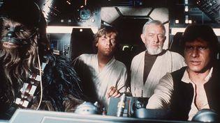 Star Wars, image tirée de la première trilogie  (NANA PRODUCTIONS/SIPA)