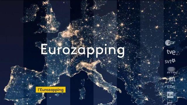 Eurozapping : dix jours de deuil national en Espagne
