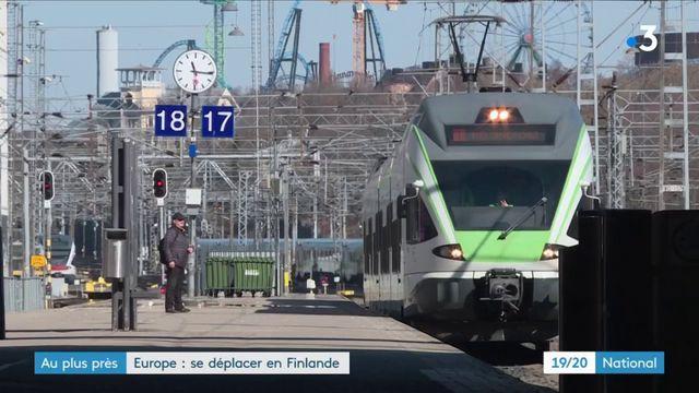 Europe : se déplacer en Finlande