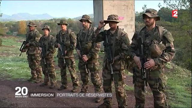 Sécurité : immersion avec les réservistes de la garde nationale