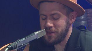 """Thomas Kahnsort un nouvel EP baptisé """"Time Lapse"""" (France Télévisions / France 3 Auvergne)"""