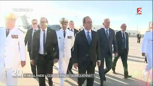 François Hollande réaffirme son rôle présidentiel à Abu Dhabi