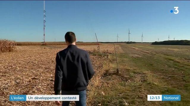 Vienne : un développement éolien contesté