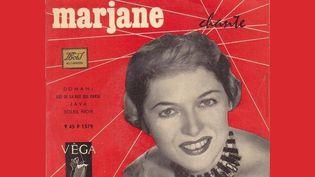 Pochette de disque originale de 1957  (DR)