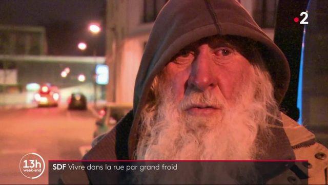 Coup de froid : les maraudes viennent en aide aux sans-abris