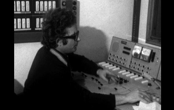 Serge Danot, le créateur du Manège Enchanté  (France 3)