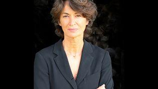 Portrait de la romancière Corinne Royer, 2021 (François Giraud / ACTES SUD)