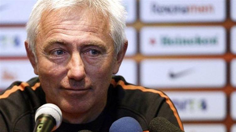 Van Marwijk, sélectionneur des Pays-Bas