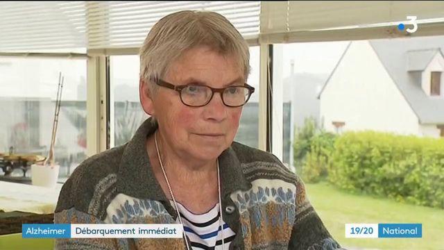 Alzheimer : un couple de retraités expulsé d'une croisière