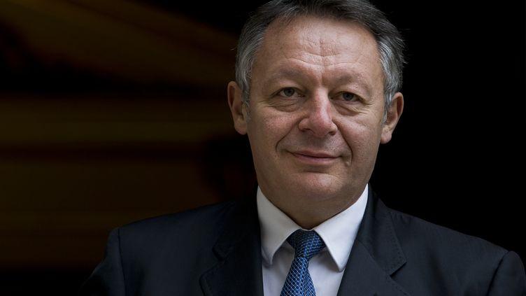 Thierry Braillard, Président de la Fondation du Sport Français (KENZO TRIBOUILLARD / AFP)