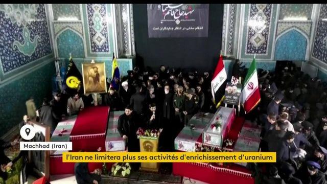 Iran, Irak et Liban menacent les États-Unis, prêts à frapper de nouveau