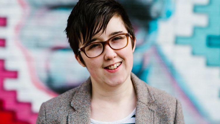 La journaliste Lyra McKee, le 19 mai 2017, à Belfast (Irlande du Nord). (JESS LOWE / JESS LOWE PHOTOGRAPHY / AFP)