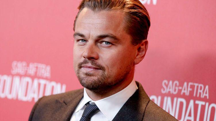 L'acteur Leonardo DiCaprio à Los Angeles, le 5 novembre 2015. (RICH FURY / AP / SIPA)