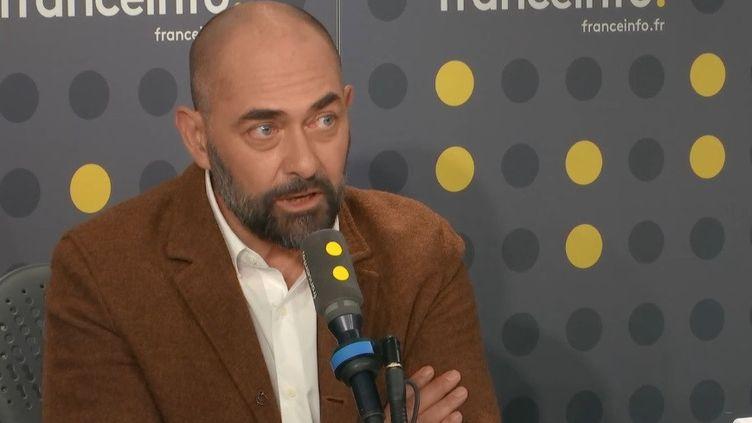 """Renaud Rahard, producteur des """"Mamans"""" sur 6Ter, invité de franceinfo le 21 octobre 2019 (RADIO FRANCE)"""