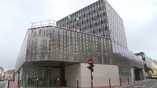 La cour d'appel de Douai dans le Nord a rejeté la deuxième demande de remise en liberté de Willy Bardon, le 10 juillet 2020. (GONTRAN GIRAUDEAU / FRANCETV)
