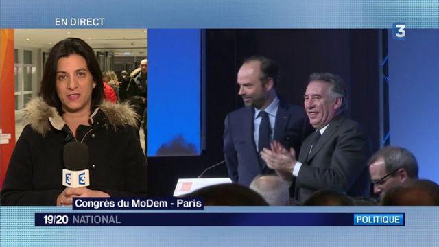 MoDem : comment se distinguer dans la majorité à l'Assemblée ?