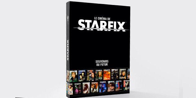 """""""Le Cinéma de Starifx"""" : 1re de couverture  (Hors Collection)"""