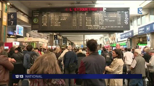 SNCF : une nouvelle panne perturbe le trafic