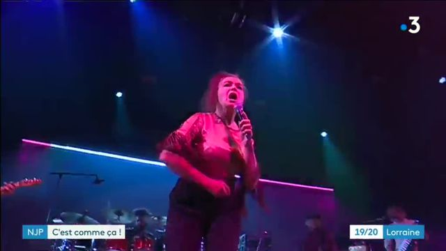Catherine Ringer à Nancy Jazz Pulsations